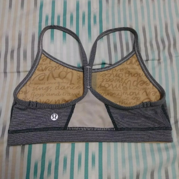 lululemon athletica Tops - Lululemon sports bra size 2